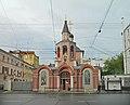 Церковь Георгия Победоносца, западный фасад.jpg