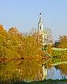 Церковь Екатерининская осенью.JPG