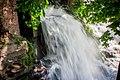 Червоноградський водоспад в парку Дністровський каньйон.jpg