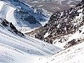 بارش برف در روستای جاسب قم- قله ولیجیا 29.jpg