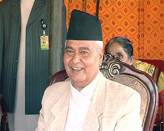 Parmanand Jha Nepalese politician and judge