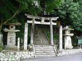 八栄神社 参道入口 - panoramio.jpg