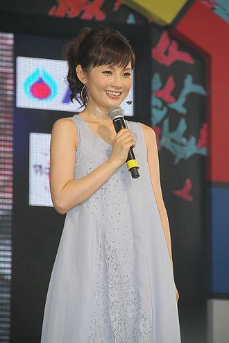 Natsumi Abe - Natsumi in 2014