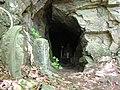 岩谷洞奥の院 - panoramio.jpg