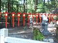 椿大神社 - 灯籠.JPG