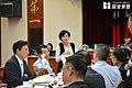 民進黨立委鄭麗君就集遊法修正審查和警政署官員辯論.jpg