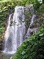 滿月圓處女瀑布 Virgin Waterfall in Manyueyuan Forest Recreation Area - panoramio.jpg
