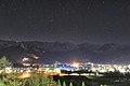 長野県神城断層地震当日の白馬・白馬ハイランドホテルからの景色 02.jpg