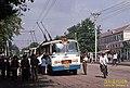 长春老照片定位-无轨电车红旗街站(后面白楼是吉林省歌舞团) - panoramio.jpg