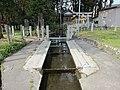 鹿島八幡宮の綺麗な湧水 - panoramio.jpg