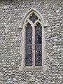 -2018-12-15 Lancet Window in the north elevation, Saint Margarets parish church, Witton, Norfolk (2).JPG