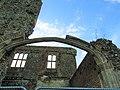 -2020-12-01 A Tudor arch, outer gatehouse, Baconsthorpe Castle.JPG