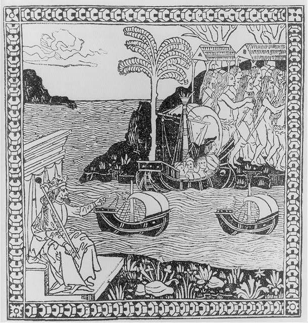 -Ferdinand and the Fleet-