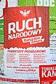 """0.2014 Plakatkampagne für die EU-Wahl """"Zeit für radikale Veränderung"""".JPG"""