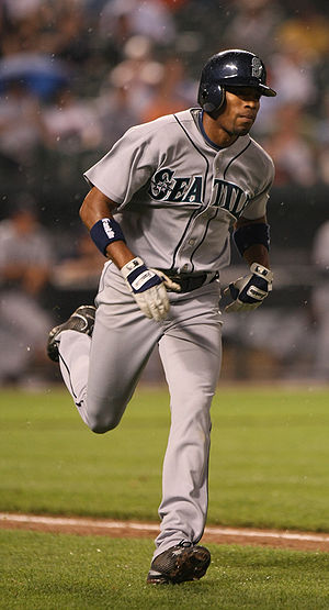 Endy Chávez - Chávez with the Seattle Mariners