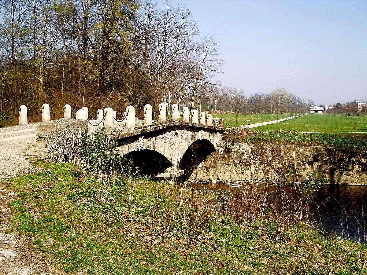 Ponti del parco di monza wikipedia for Piani di fondazione del ponte