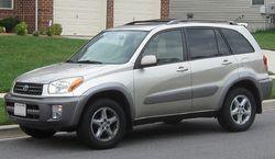 2001-2003 Toyota RAV4 (US)