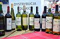 019 Eine Auswahl verschiedener Weine aus Sud-Polen und Schlesien (2013), Wines of Poland.JPG