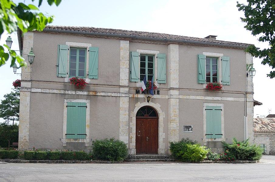 02082013 - Mairie de Villesèque