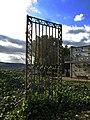 02 Cementiri de Santa Coloma de Gramenet, porta del Cementiri Vell.jpg