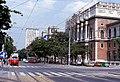056R25270679 Schottenring, Haltestelle Börse, Linie 25K, Typ E1.jpg