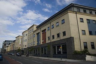 City of Bristol College Further education school in Bristol, England