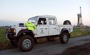 Land Rover Defender - Defender 130CC / Project Rhino