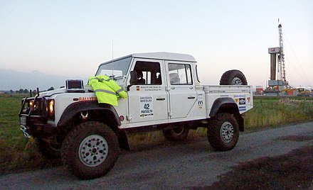Land Rover Defender - Wikiwand