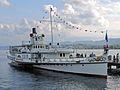 100 Jahre Dampfschiff 'Stadt Rapperswil' - Tag der offenen Dampfschiff-Türe am Bürkliplatz - Alpenquai 2014-04-26 17-40-31 (P7700).JPG