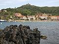 107 Platja de la Botiga, Sant Domènec, el Molí i fort de Sant Elm.jpg