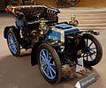 110 ans de l'automobile au Grand Palais - Panhard et Levassor 7 CV bicylindre Voiturette par Clément-Rothschild - 1902 - 002.jpg