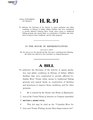 116th United States Congress H. R. 0000091 (1st session) - Columbia River In-Lieu and Treaty Fishing Access Sites Improvement Act.pdf