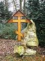 1312-01~015 - Hauptfriedhof Dortmund Gedenken russische Zwangsarbeiter, Dezember 2013.JPG
