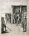 1475 Mantegna Die Geißelung Christi Kupferstichkabinett anagoria.jpg