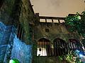 148 Pati del Museu Marès, durant el festival Llum BCN.JPG