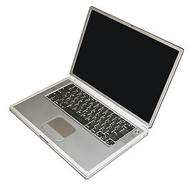 Image illustrative de l'article PowerBook G4 Titanium