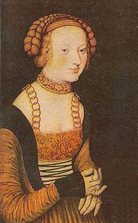 Sidonie of Saxony Duchess of Brunswick-Lüneburg