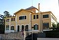 151 Vil·la Martorell, c. Riera Fosca 3-5 (Alella), façana del pg. Germans Aymar i Puig.jpg