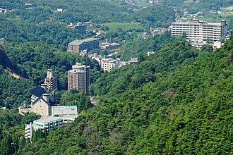 Arima Onsen - Arima Onsen Town