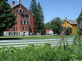 Hannah Cohoon - Hancock Shaker Village, Massachusetts