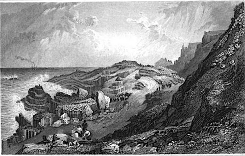 1832-43-The Giant's Causeway, Ireland.png
