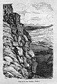 1850-06-23, Semanario Pintoresco Español, Vista de la roca Tarpeya, Toledo, Pizarro, Llopis.jpg