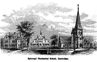 Episcopal Divinity School - Episcopal Divinity School, 19th century
