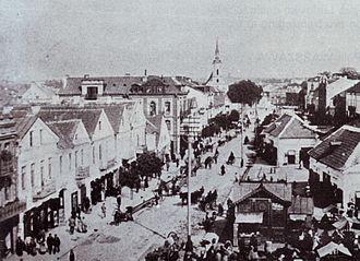 Białystok - Białystok circa 1900