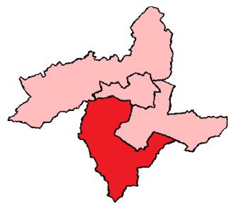 Bradford South (UK Parliament constituency) - Bradford South 1918–1949