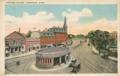 1920s postcard of Harvard Square.png