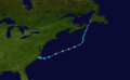 1959 Atlantic tropical storm 6 track.png