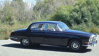 Daimler Sovereign - Saloon 1967