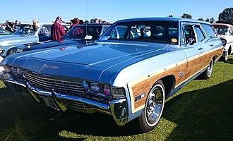 Chevrolet Caprice - 1968 Chevrolet Caprice Estate Wagon