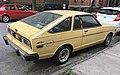 1979 Datsun 210 Hatchback, rear right (yellow).jpg